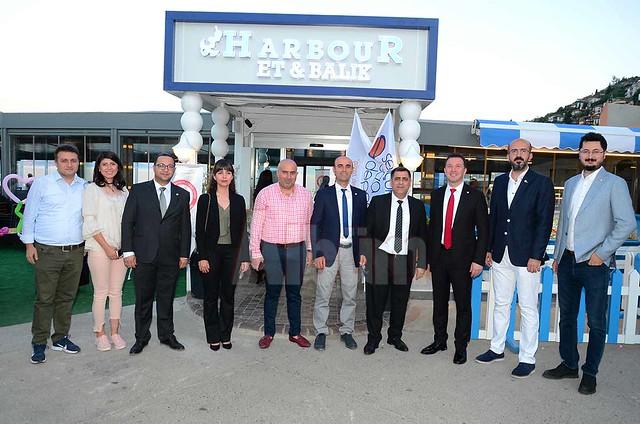 Eczacılar Harbour'da buluştu