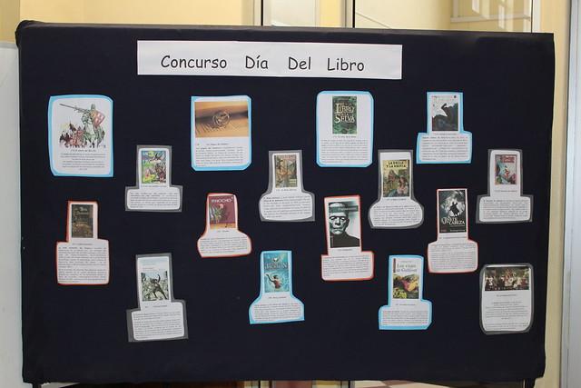 Concurso Día del Libro