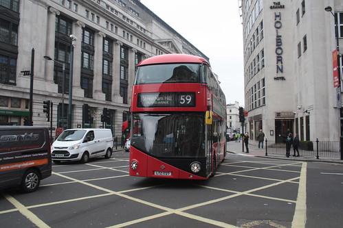 Arriva London LT727 LTZ1727