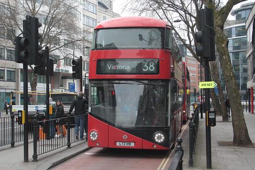 Arriva London LT191 LTZ1191