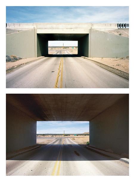 Moapa Highway Underpass