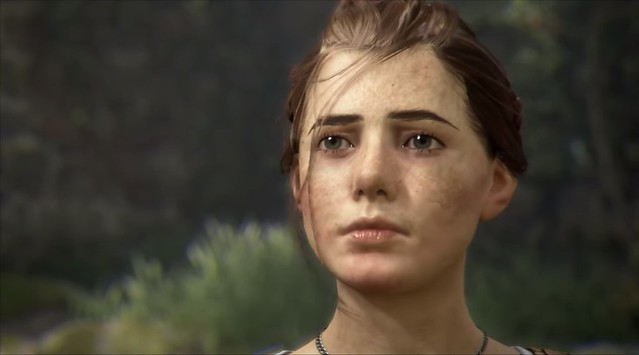 A Plague Tale Innocence - Amicia