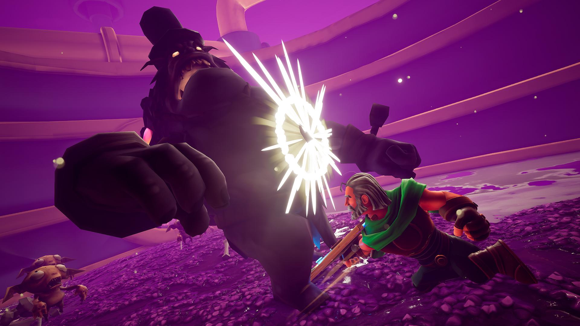 40885851063 a3fb4146b1 o - Der nostalgische 3D-Action-Adventure-Plattformer Effie erscheint nächsten Monat für PS4