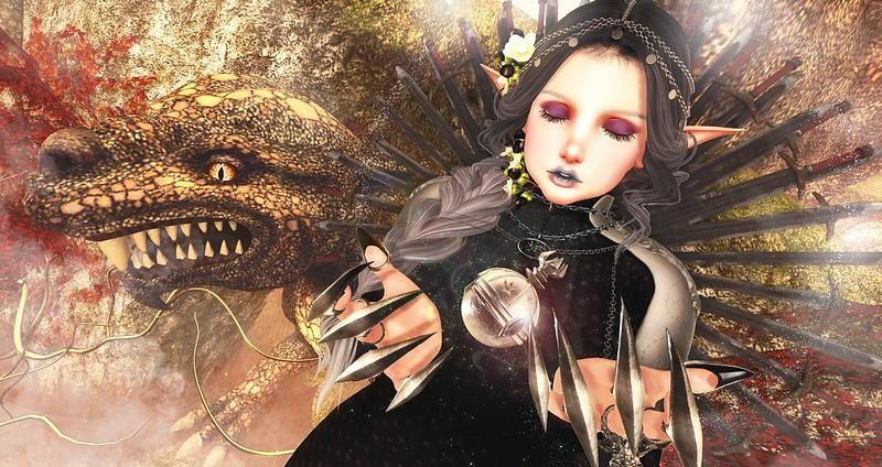 070. Guardian of treasure.