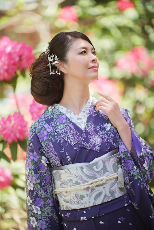 Japan portrait ( cocoro )