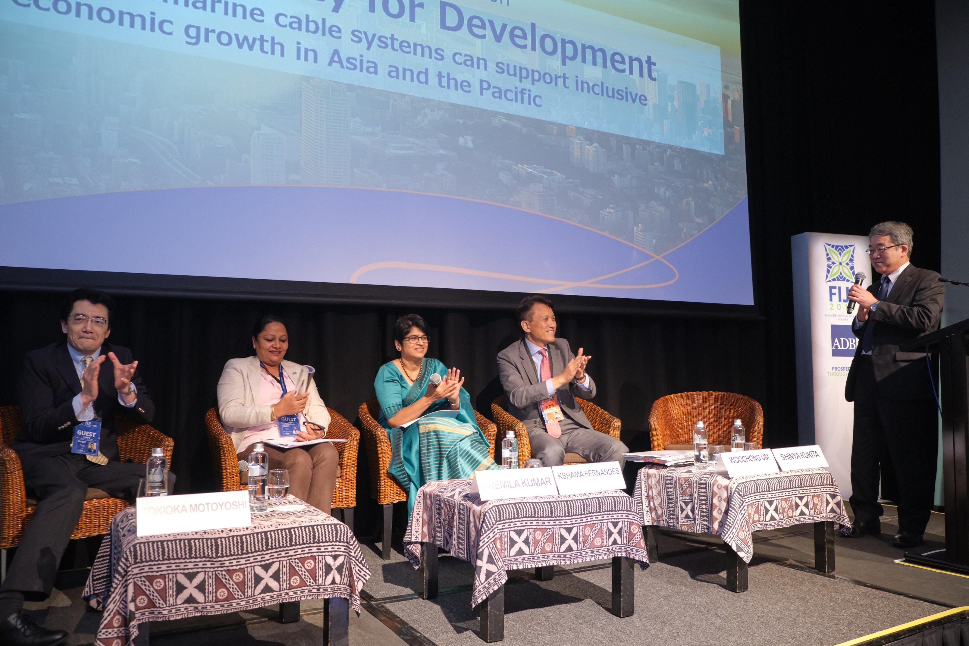 Connectivity for Development