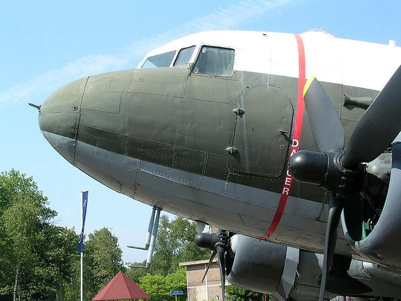 道格拉斯的C-47轨-达科他州的00031