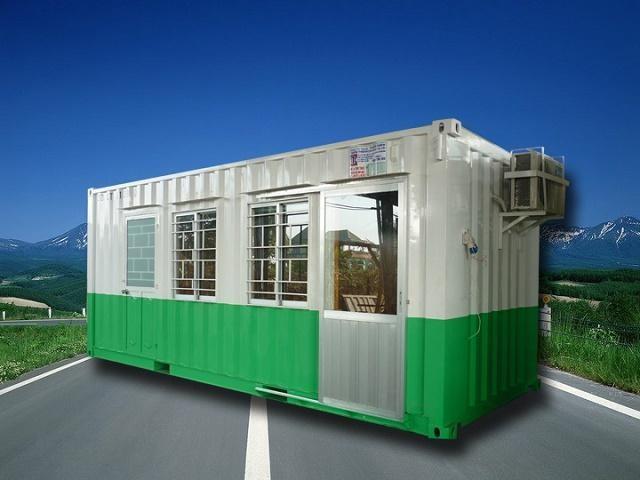 Giá cho thuê Container làm văn phòng