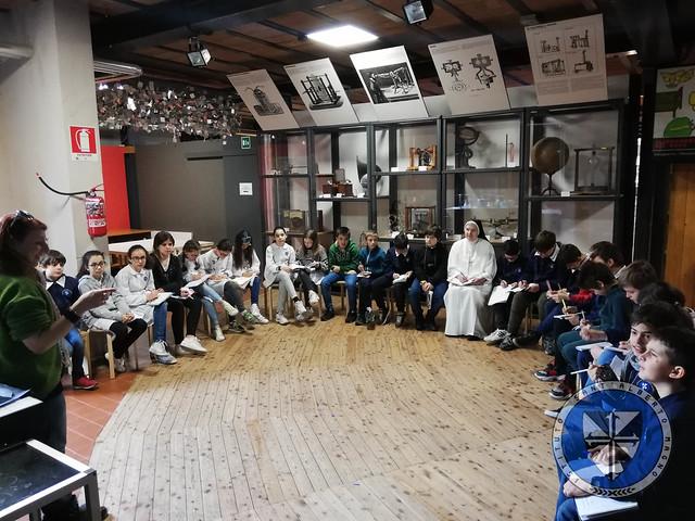 Visita al Museo del Patrimonio Industriale di Bologna (5^)