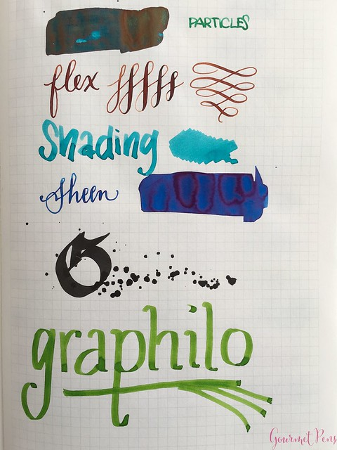 Graphilo Notebook Review & Fantastic Fountain Pen Friendly 9