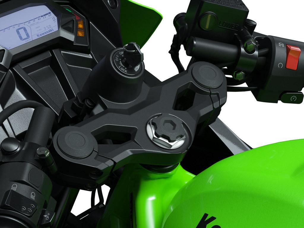 Kawasaki Ninja 125 Performance 2019 - 8