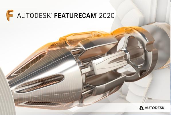 Autodesk FeatureCAM 2020 x64 full license