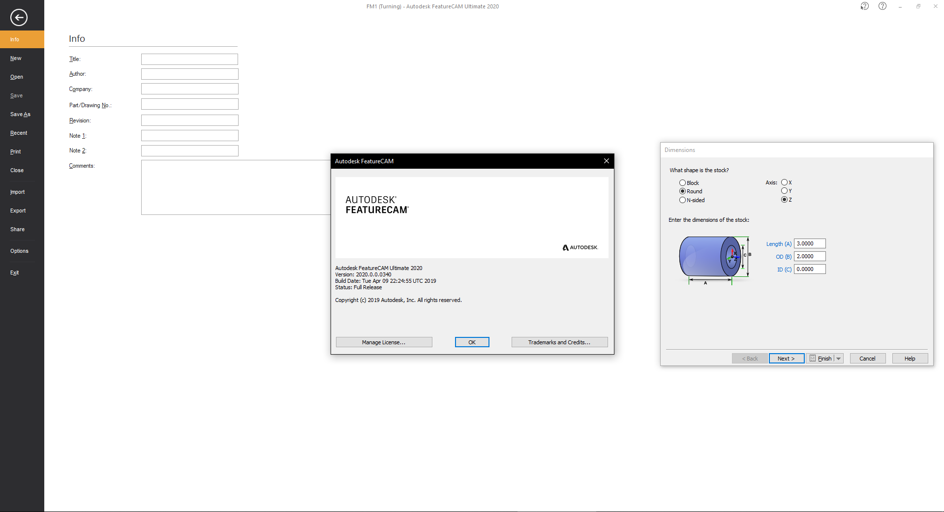 WORKING WITH Autodesk FeatureCAM 2020 FULL