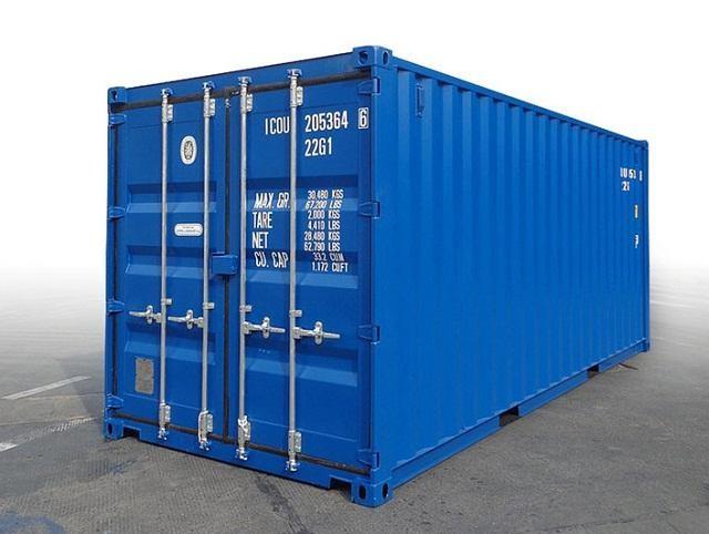 cho thuê container cũ làm kho