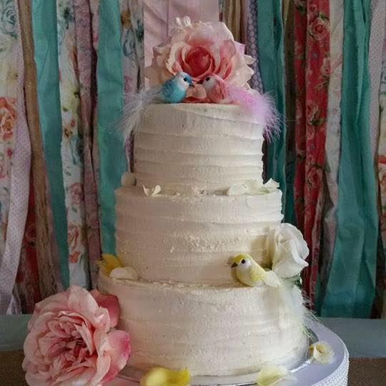 Cake from Cookies and Cakes by Sondra Marquez