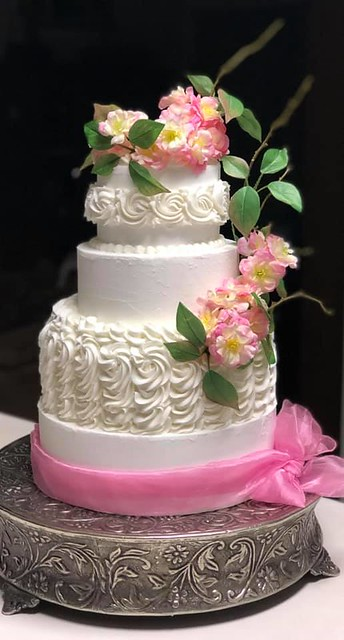 Cake by Heather's Cakes