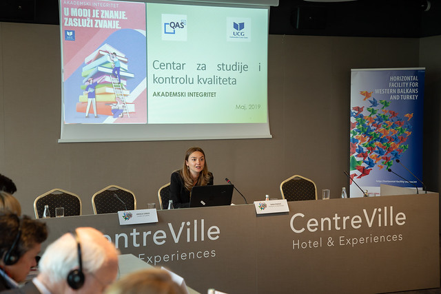 "MONTENEGRO: Final conference of the Action ""Strengthen integrity and combat corruption in higher education"""