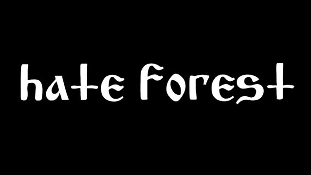 hate forest_logo_