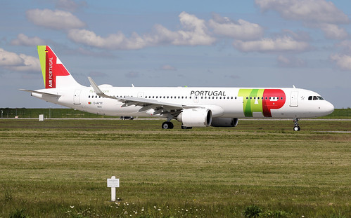 A321-251NX/LR, TAP - Air Portugal, D-AVYY, CS-TXB (MSN 8666) | by Mathias Düber