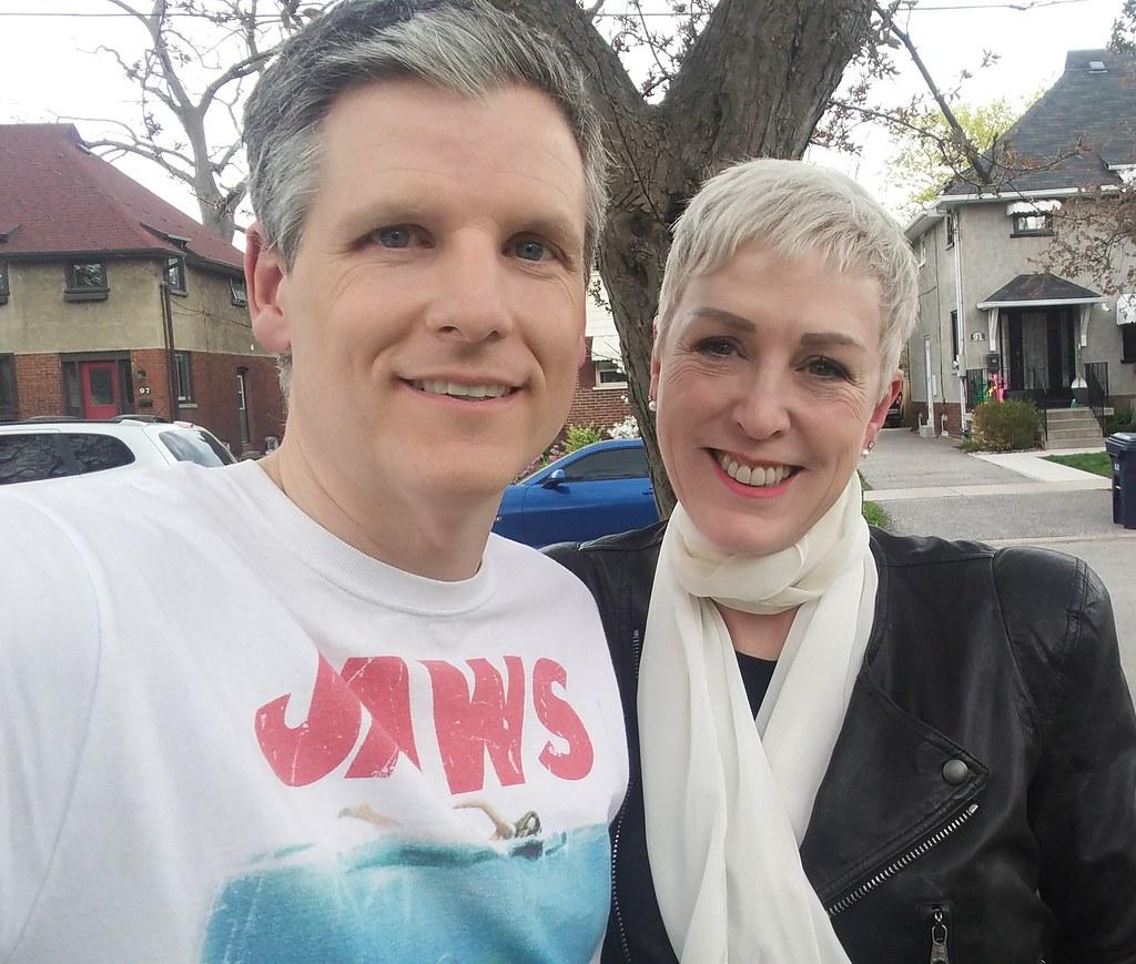 Maureen Holloway and Me