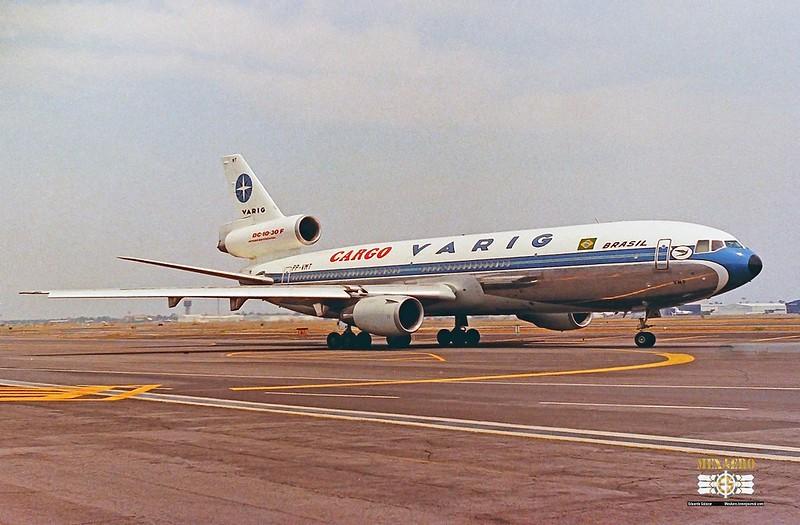 Varig / McDonnell Douglas DC-10-30F / PP-VMT