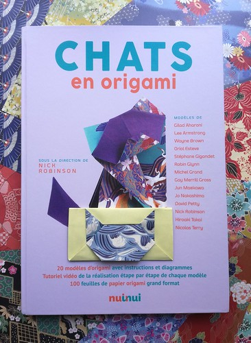 Cat Envelope by Michel Grand | by ORIGr And MIchel