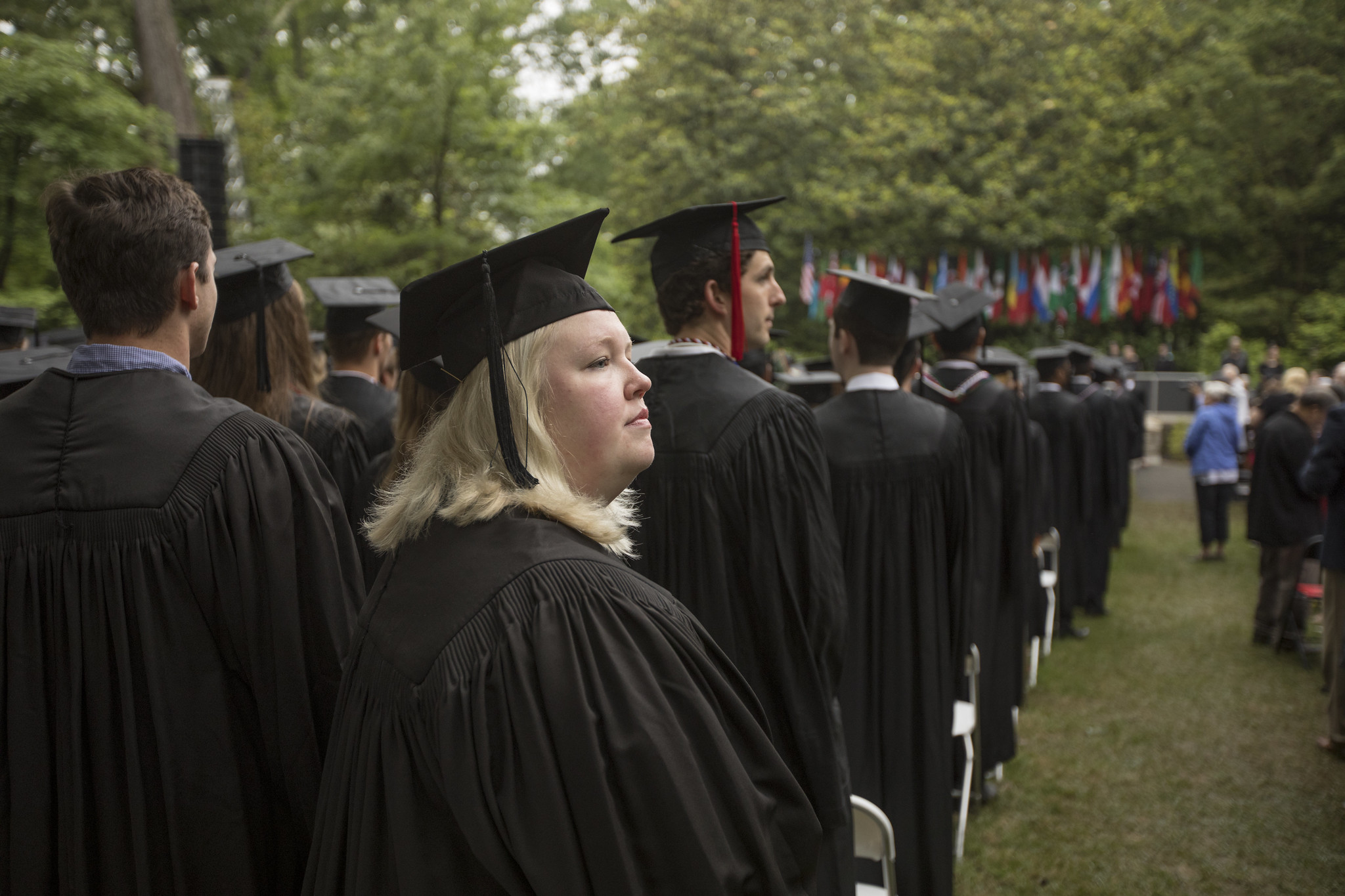 During Commencement 2019