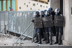 Manifestation-des-Gilets-Jaunes-vests-Yellow-1er mai-Paris-2019 (1027) © Olivier Roberjot