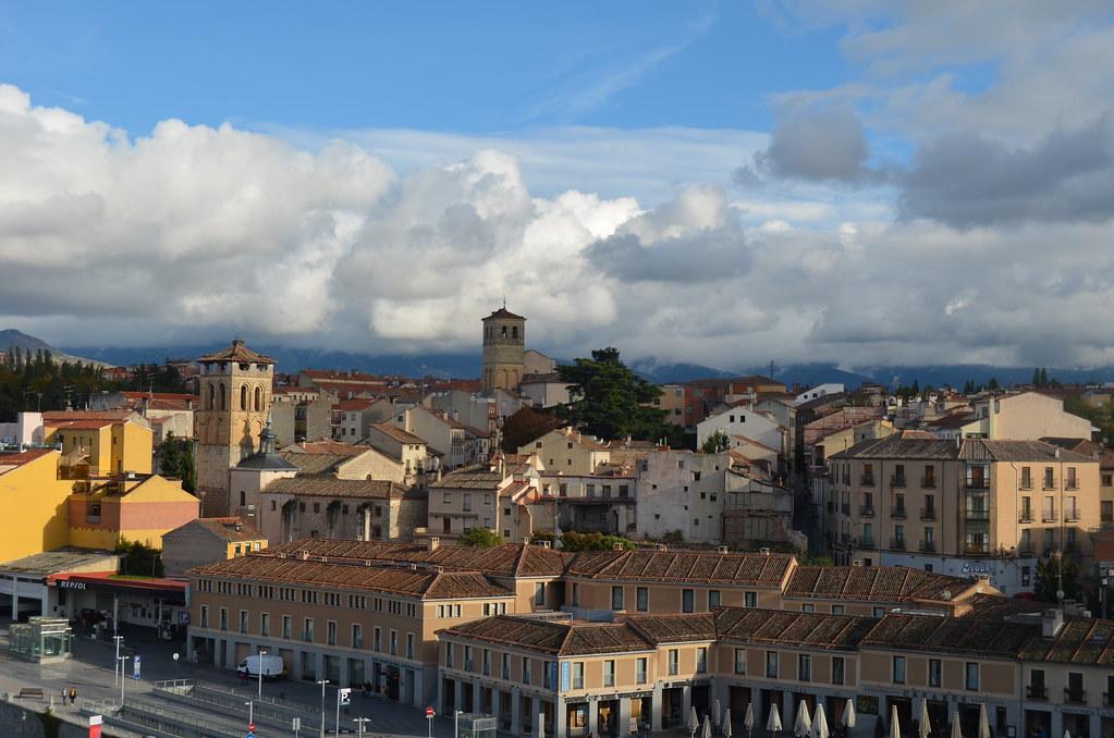Zooming Segovia V