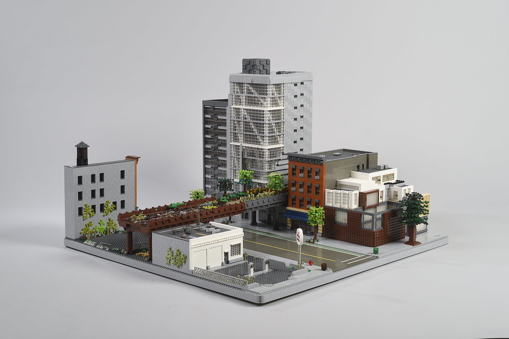 High Line (Then and Now)