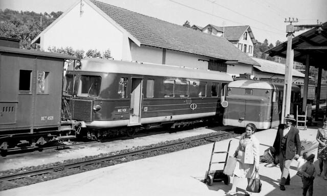 Livração, Tâmega line, 4 June 1969
