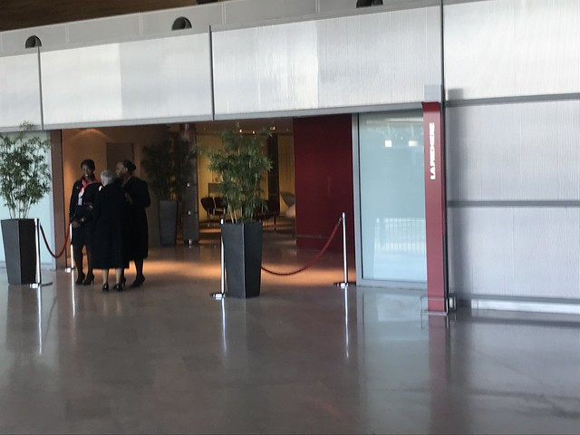 Salon Air France La Première