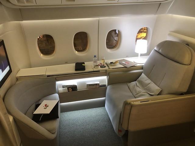 Cabine la Première Air France
