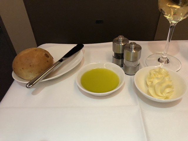 Catering LH796 FRA-HKG First