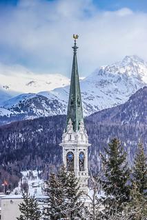 St. Moritz Reformierte Kirche