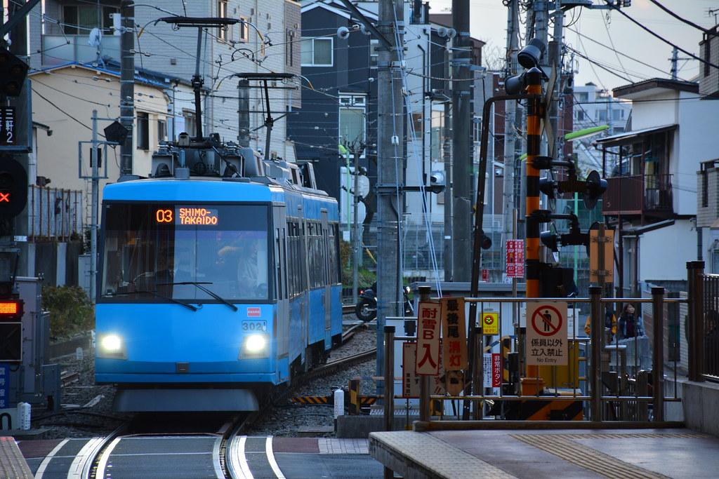 日本出現第一條100%再生能源的電車路線。