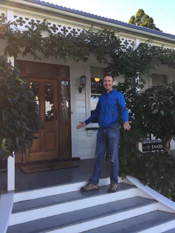 Travelling the Waikato region with Villa Walton