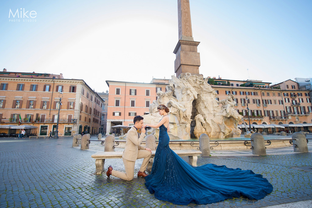 """""""羅馬婚紗,多洛米提山脈婚紗,佛羅倫斯婚紗,義大利婚紗,婚攝Mike,婚禮攝影,婚攝推薦,婚攝價格,海外婚紗,海外婚禮,風格攝影師,新秘Juin,wedding"""""""