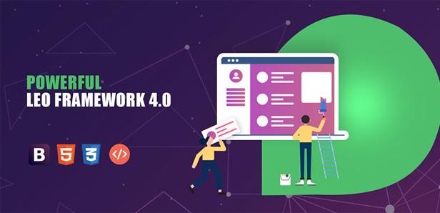 Powerful leo framework 4.0