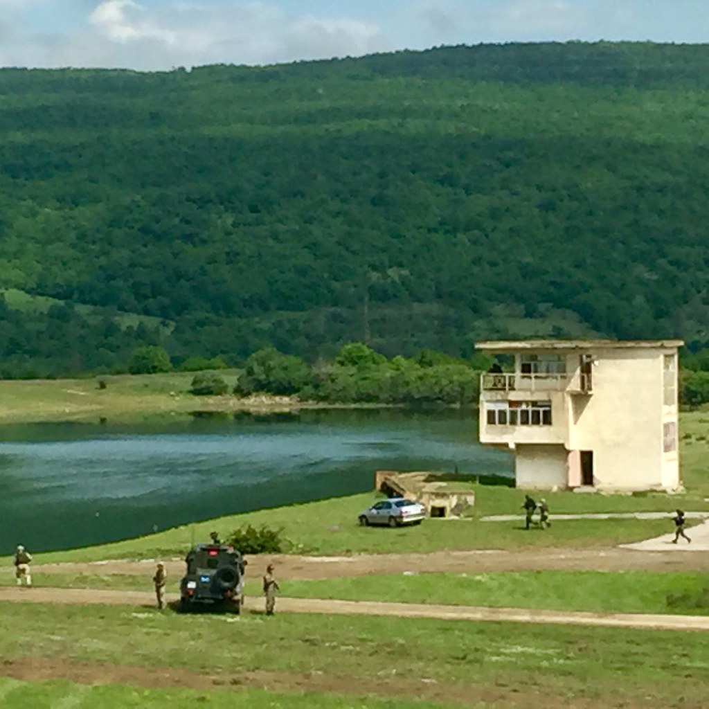 Soldiers from Six Countries as Participate in Beyond Horizon Military Police Exercise in Bulgaria