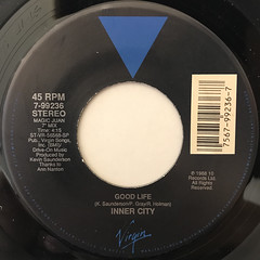 INNER CITY:GOOD LIFE(LABEL SIDE-B)