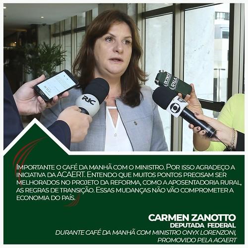 Depoimentos Bancada Catarinense