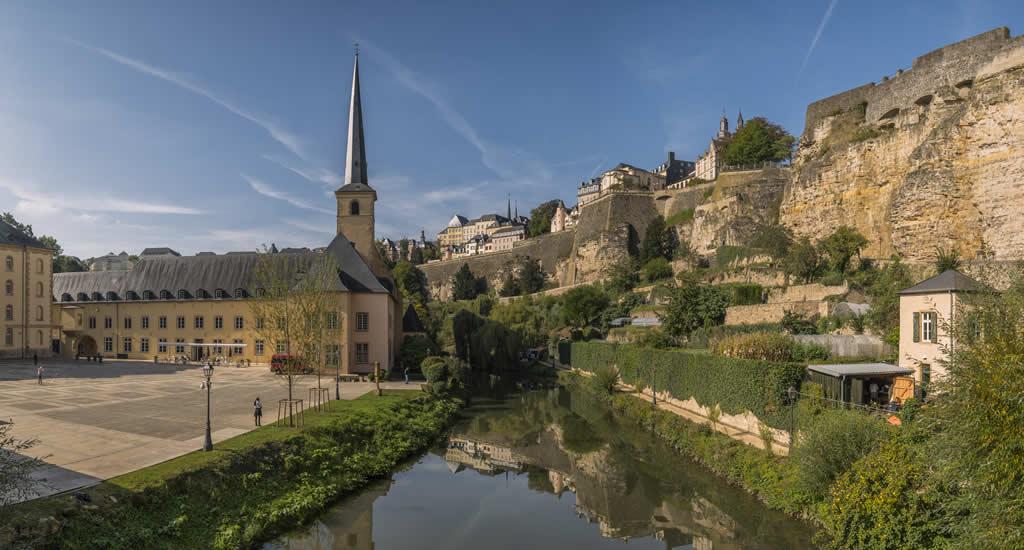 Luxemburg Stad vanuit Trier | Mooistestedentrips.nl