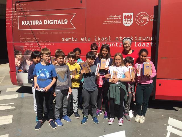 Kultura Digitalaren Astea 2019: Bergara