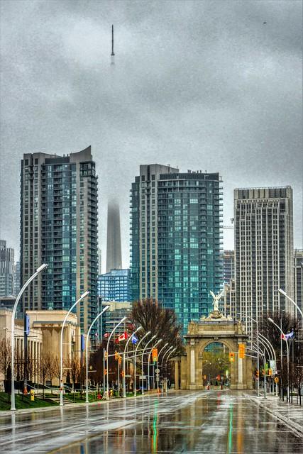 Overcast Toronto