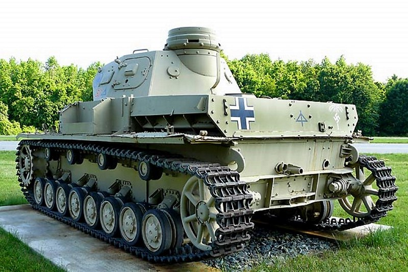 PzKpfw IV Ausf D 00005