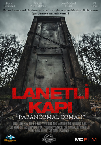 Lanetli Kapı: Paranormal Orman - Door in the Woods