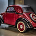 FIAT TOPOLINO - rear view