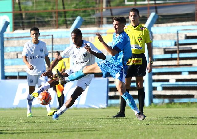 Estadual Sub-20 - Novo Hamburgo 1 x 2 Grêmio