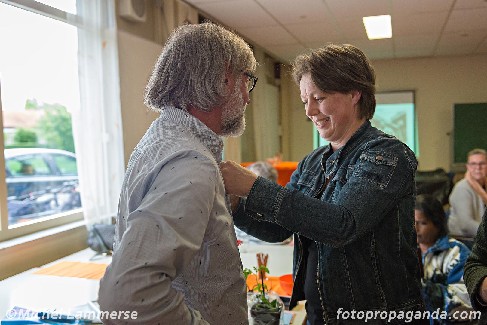 Wim Petersen afscheid